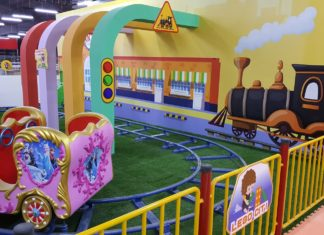 khu vui chơi trẻ em quận 1