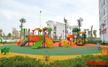 Thiết kế khu vui chơi trẻ em trong bệnh viện