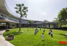 Thiết kế trường mầm non đẹp nhất thế giới