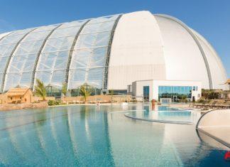Khu vui chơi nước trong nhà lớn nhất thế giới