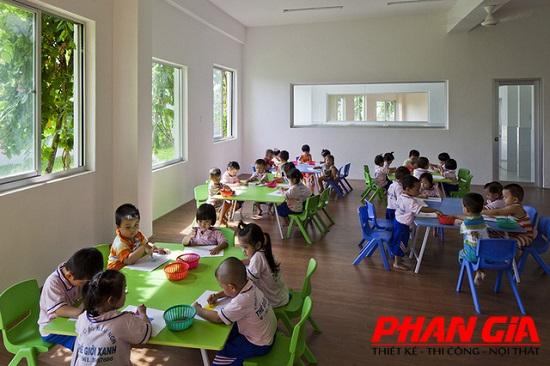 thiet ke truong mam non farming kindergarten 13