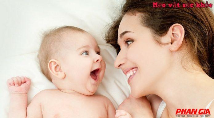 Mẹo hay trị bệnh vặt cho trẻ nhỏ
