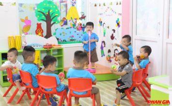 Đầu tư kinh doanh khu vui chơi trẻ em