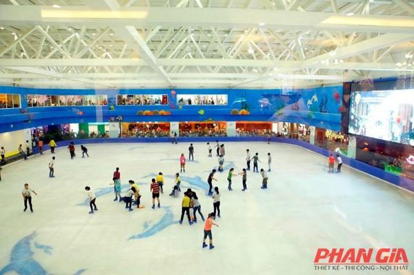 Sân trượt băng Royal City