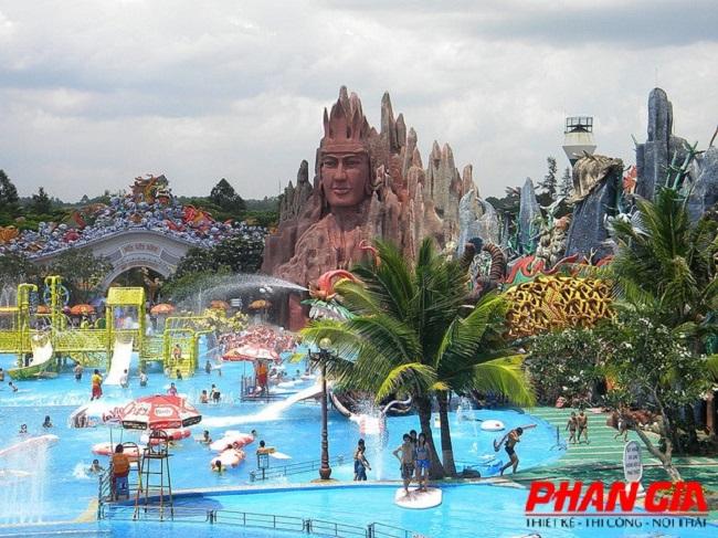 Công viên văn hóa Suối Tiên