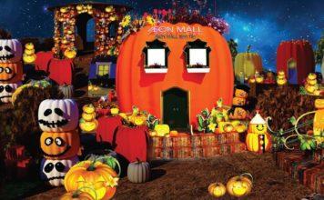 địa điểm Halloween ở sài gòn